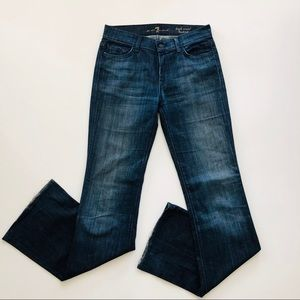 7 For All Mankind High Rise Boot Cut
